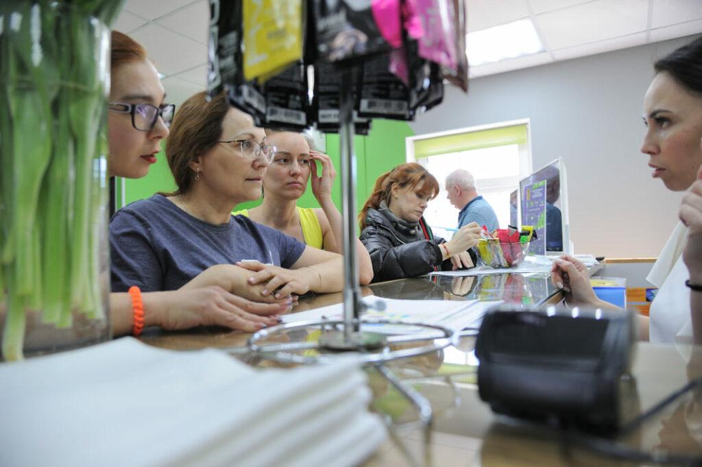 Фото с открытия ФитнесМастер Lady в Хабаровске 16