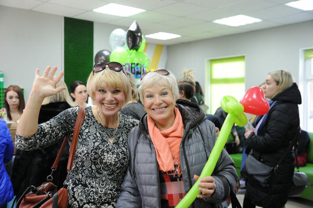 Фото с открытия ФитнесМастер Lady в Хабаровске 20